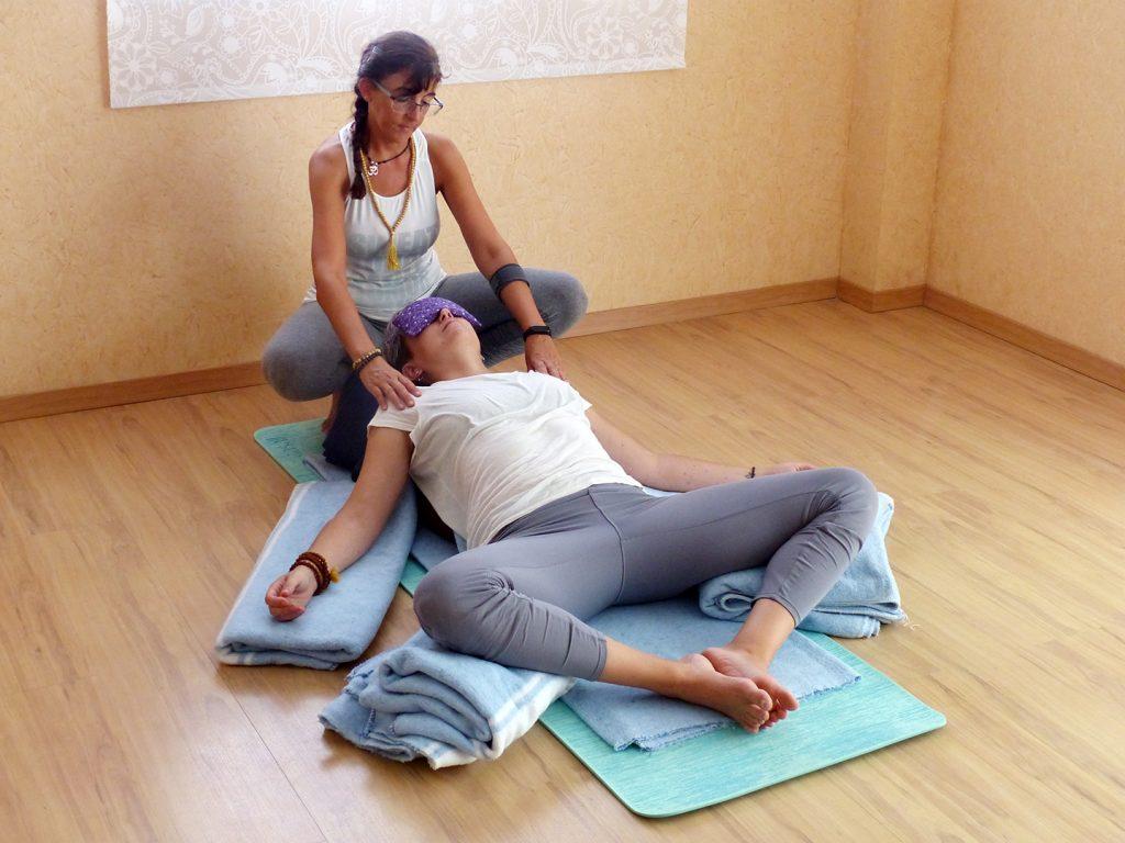 Los objetivos del Yoga Restaurativo