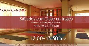 Sábados con Clase en Inglés